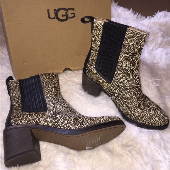 4956a026657 NEW UGG CAMDEN EXOTIC BOOT (size 9) NWT